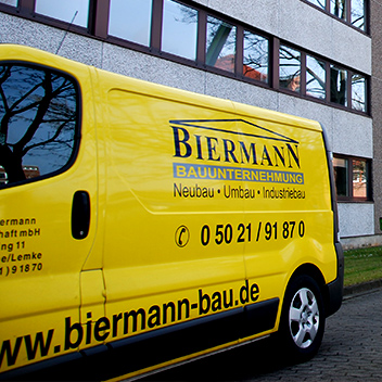 Impressum - Biermann Bauunternehmen